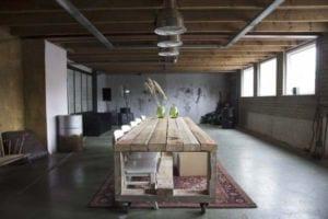 studio bovenverdieping
