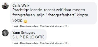 review fotostudio huren